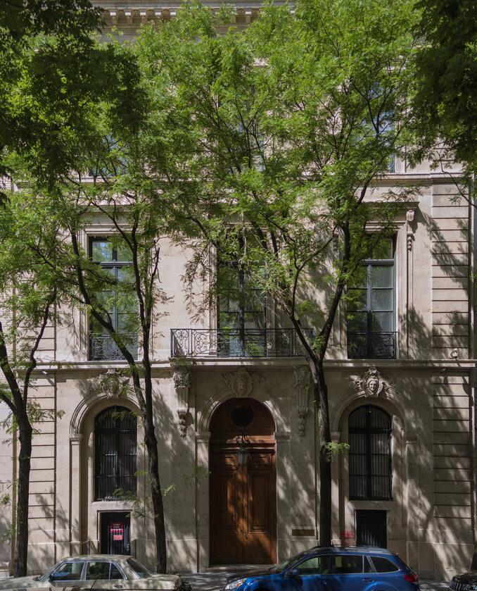 Apartament Jeffrey'a Epsteina na Upper East Side w Nowym Jorku