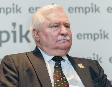 Cięta riposta Lecha Wałęsy na zaczepkę Patryka Jakiego na Twitterze