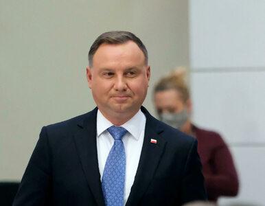 Seria spotkań u prezydenta Andrzeja Dudy. Najpierw pojawił się...