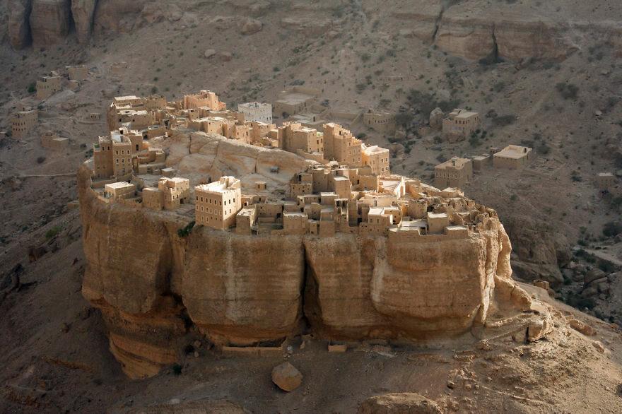 Wadi Dawan, Jemen  boredpanda.com