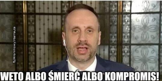 Dymisja Janusza Kowalskiego. Polityk został bohaterem memów