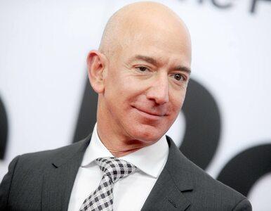 Jeff Bezos zgromadził fortunę. Jest najbogatszym człowiekiem we...