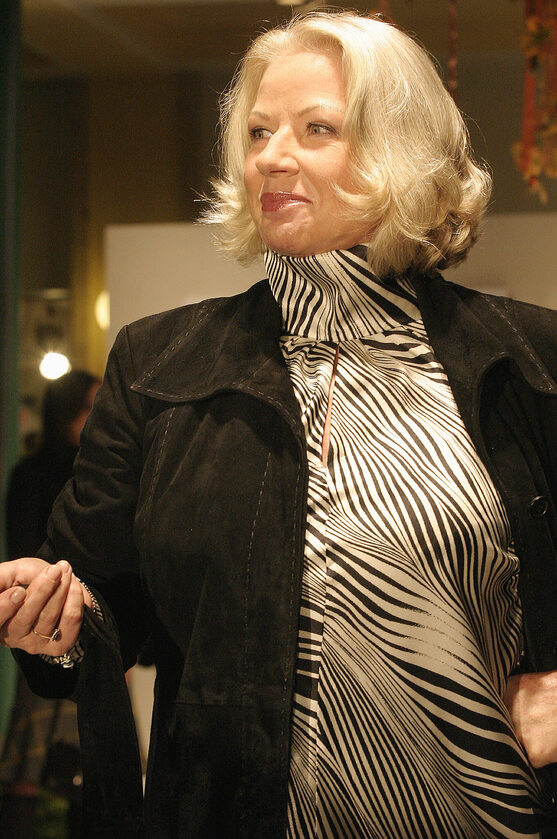 Bożena Dykiel w 2004 roku
