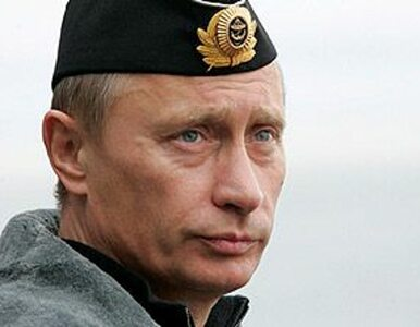 Putin strzelał do wieloryba