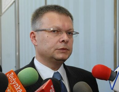 Kaczmarek:  Istotą jest przestrzeganie procedur, wtedy nie będziemy mieć...