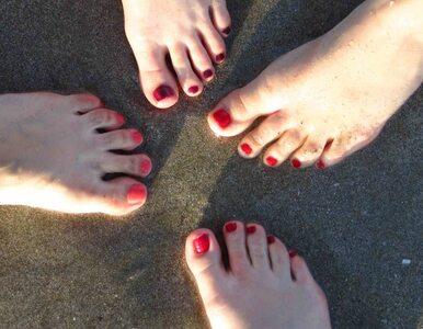 Co 13-sty człowiek ma stopy jak szympans?