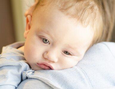 5 skutecznych sposobów na katar u niemowlaka