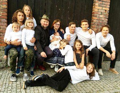 """Polski muzyk ma 11 dzieci. """"Odkąd wprowadzono 500 plus, wielu patrzy na..."""