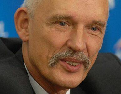 Korwin-Mikke: Komorowski to prezydent na dobre czasy, Duda nijaki