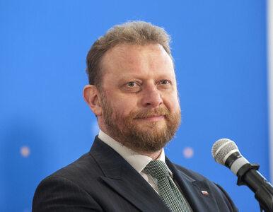 Szumowski: Na szczęście nie jestem na miejscu pana ministra Niedzielskiego