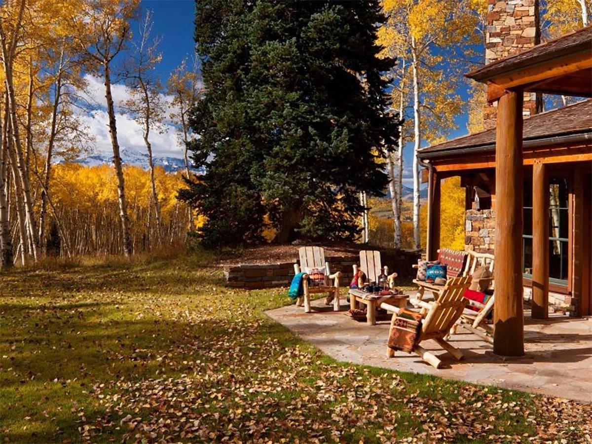 Posiadłość Toma Cruise'a w Telluride, Kolorado