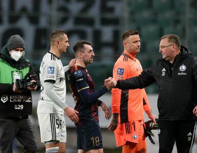 Milowy krok w stronę mistrzostwa Polski. Legia Warszawa wygrała z...