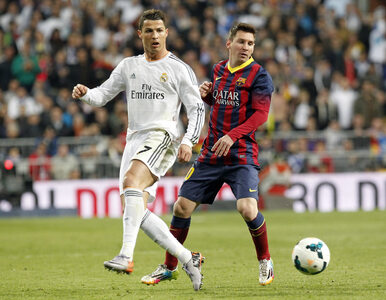 Ronaldo: Rywalizacja z Messim to część mojego życia