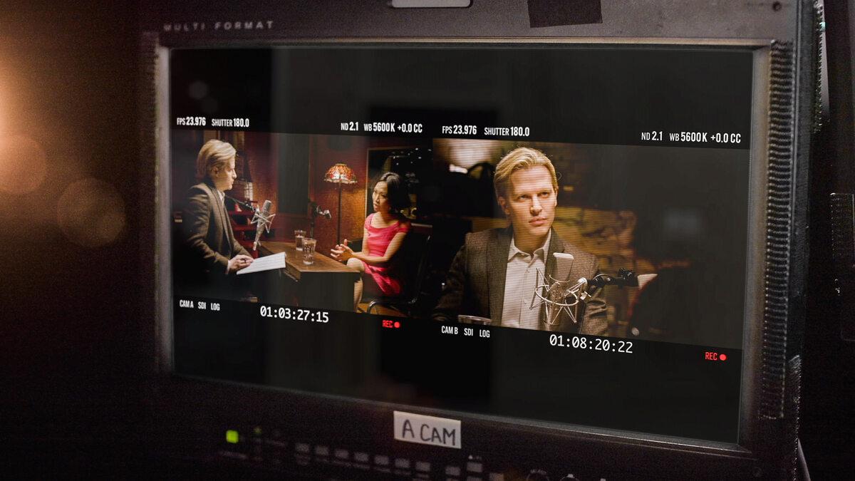 """Kadr z serialu dokumentalnego """"Złap i ukręć łeb"""""""