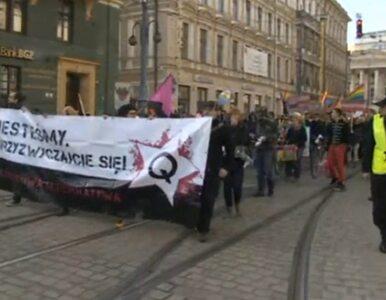 """Geje i lesbijki maszerowali we Wrocławiu. """"Przyzwyczajcie się"""""""