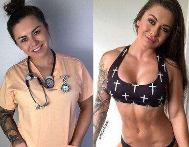 24-letnia pielęgniarka zachęca, aby skończyć z wymówkami. Podnosi...