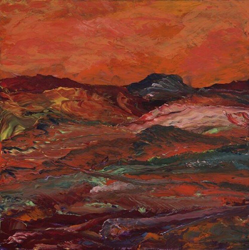 """""""Malibu Sunset"""" Anthony Hopkins"""