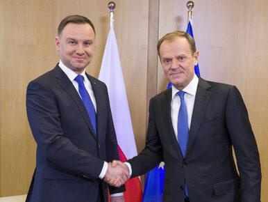 Nowy sondaż: Tusk pokonałby w wyborach prezydenta Dudę