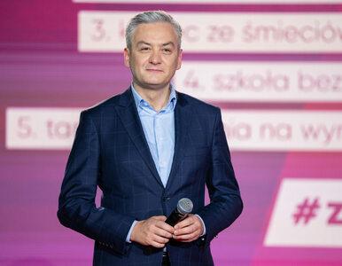 Biedroń: Wstydzę się, że żyję w takiej Polsce. To jest gorszące
