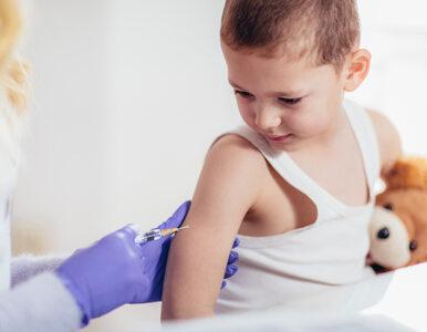 GIS: Obowiązkowe szczepienia wstrzymane do 18 kwietnia. Powodem jest...