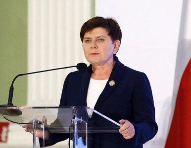 Beata Szydło z nowym stanowiskiem. Powołał ją Piotr Gliński