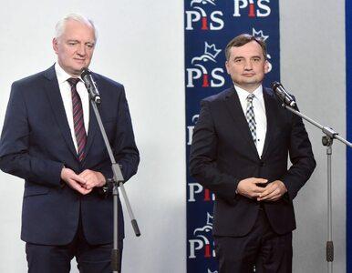 Gowin i Ziobro bez szans na samodzielne wejście do Sejmu. Najnowszy sondaż