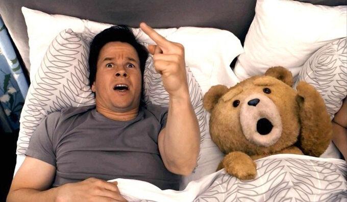 Ted -Goń się, Piorunie!