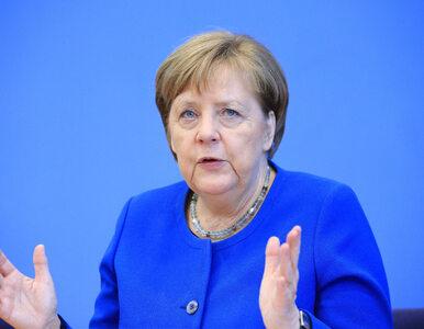 Merkel: Rozmowy o rozluźnieniu obostrzeń dopiero po Wielkanocy