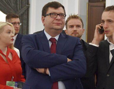 """""""Ziobro i prokuratura chcą mnie zabrać na sanki, wolę narty"""". Zbigniew..."""