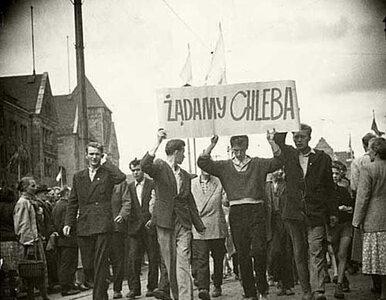 """""""Chleba i wolności"""". Poznański Czerwiec 1956 roku"""