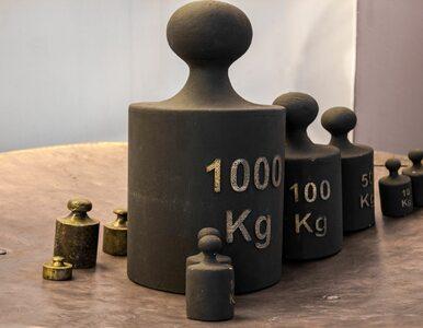 Nowa definicja kilograma wchodzi w życie. To nie koniec zmian