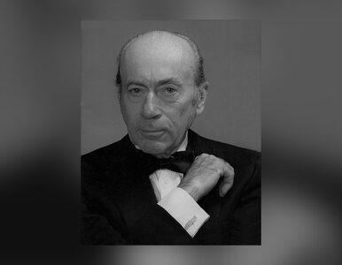 Jan Krenz, znany polski kompozytor i dyrygent, nie żyje. Miał 94. lata
