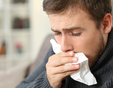 Koronawirus. Kichanie wcale nie musi być objawem zakażenia
