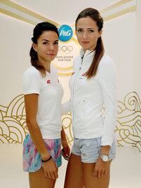 Olimpijczycy w Rio w czasie wolnym od sportowych zmagań