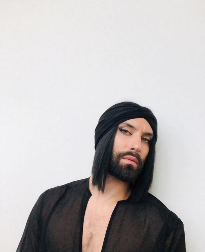 Thomas Neuwirth, znany też jako drag queen Conchita Wurst