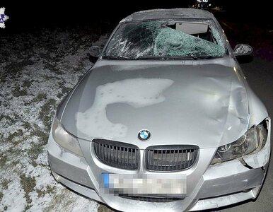 Młody kierowca BMW zabił przechodnia