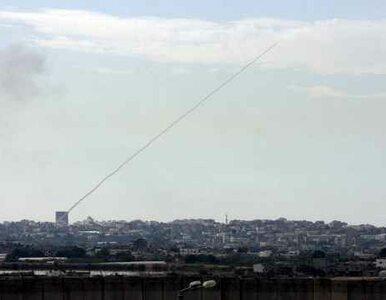 Rakiety wystrzelone w kierunku Izraela. Zadziałała Żelazna Kopuła