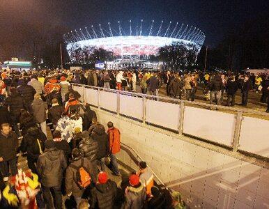 Kibice: Stadion Narodowy? Super!