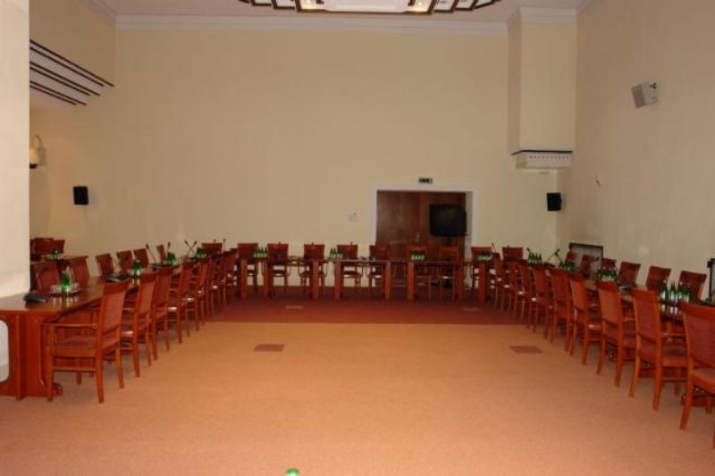 Wnętrza Nowego Domu Poselskiego