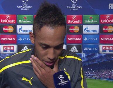 Aubameyang: Borussia wróci na swój poziom, kiedy zwalczymy kontuzje