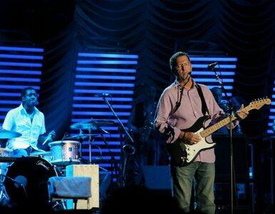 Eric Clapton będzie gwiazdą Life Festival Oświęcim 2014