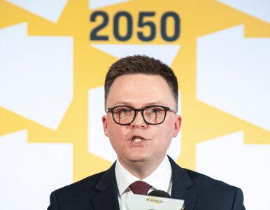 """Kolejny transfer do Polski 2050? """"Walka"""" na powiedzenia między Hołownią..."""
