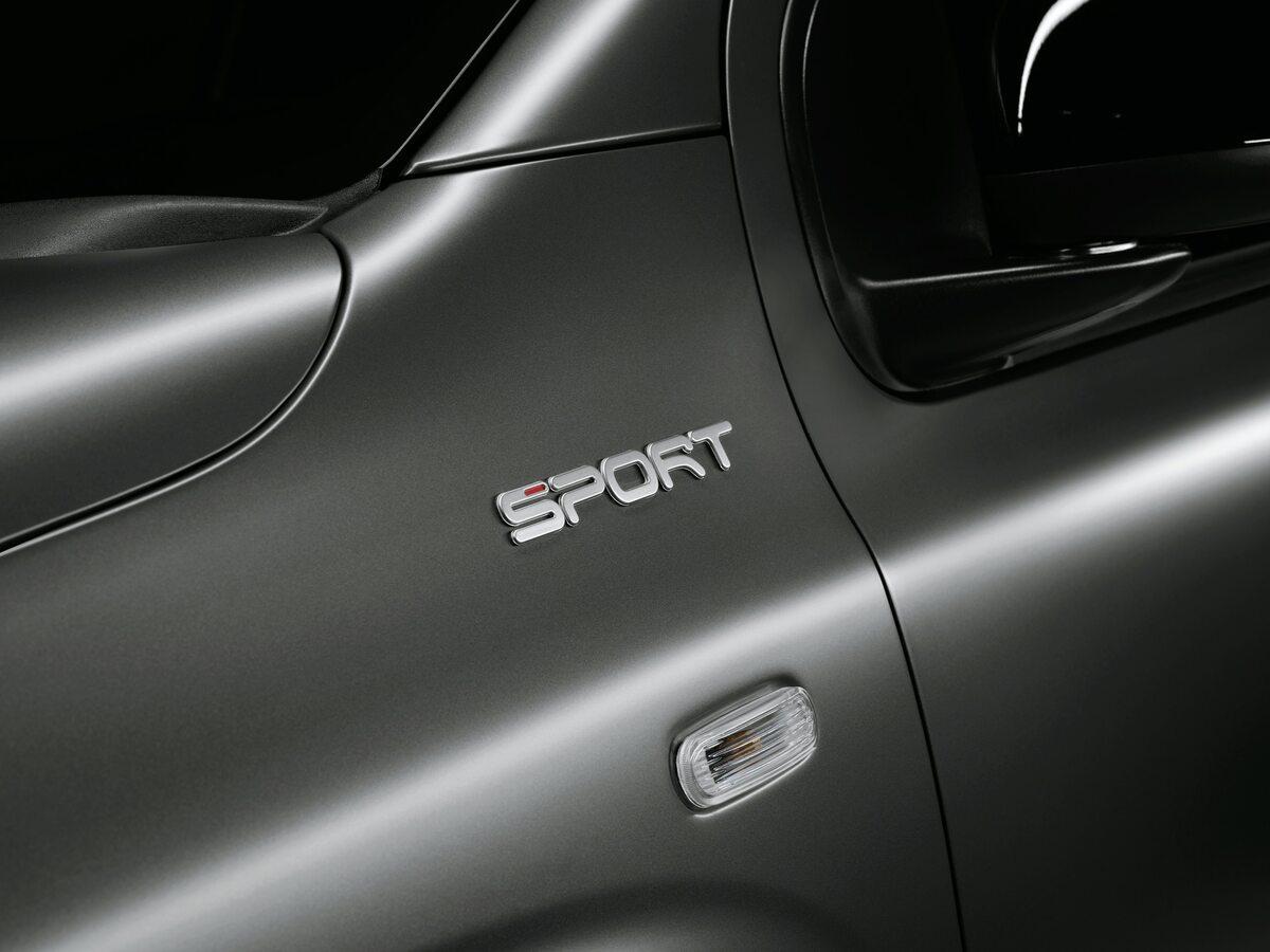 Nowy Fiat Panda Cross, Sport i Life