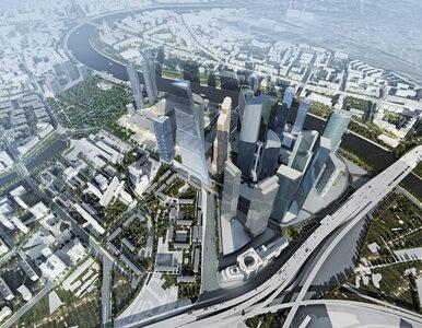 Będzie drugim najwyższym w Europie. W Moskwie powstanie nowy drapacz chmur
