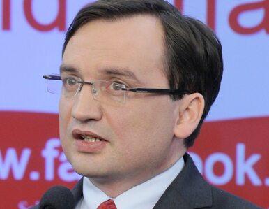 Hofman o Ziobrze: co to za opozycja, która kocha Tuska?