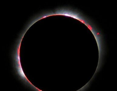 NA ŻYWO: Całkowite zaćmienie Słońca