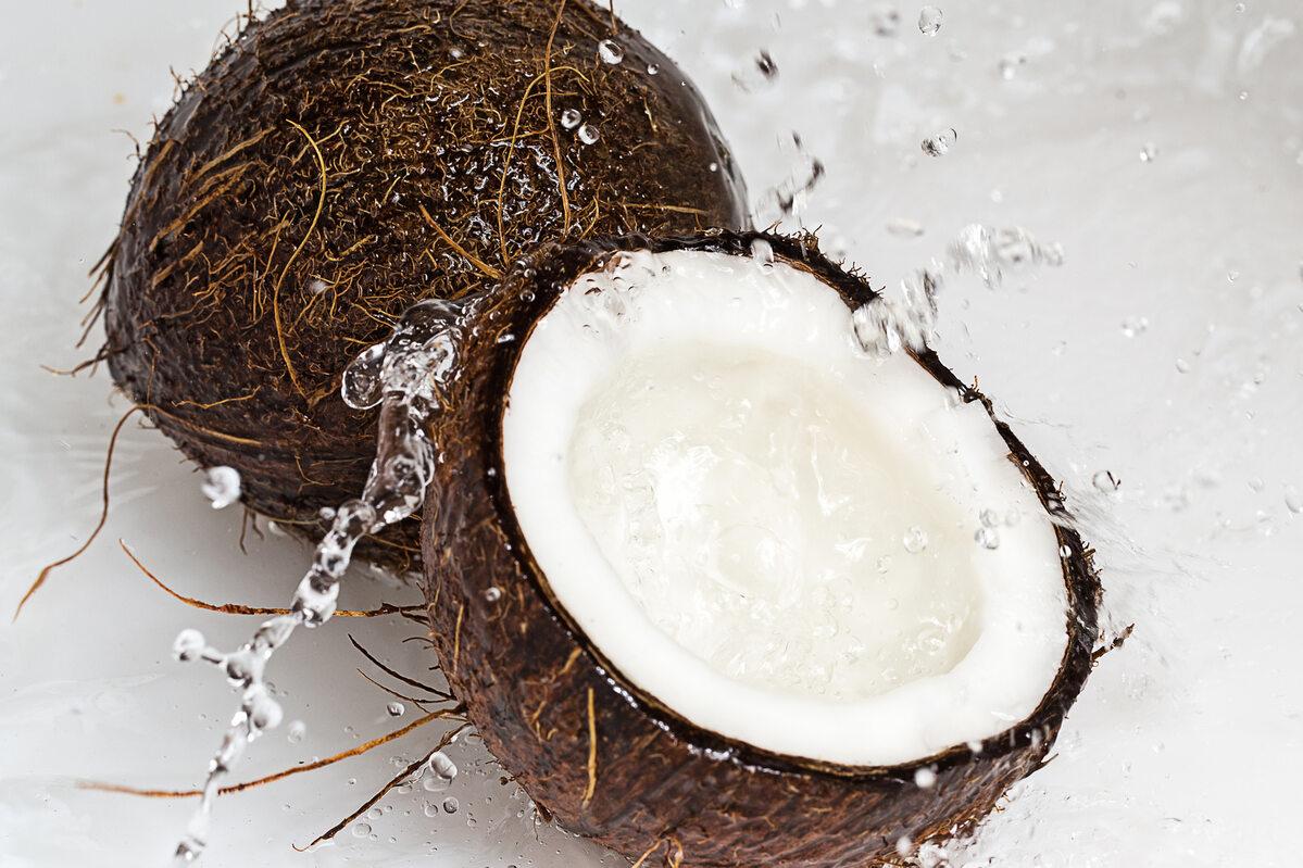 Kokos Woda kokosowa