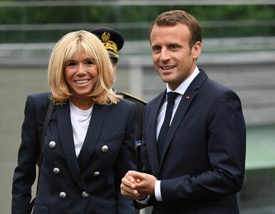 On miał 15 lat, ona była matką jego koleżanki. Tak Emmanuel Macron...