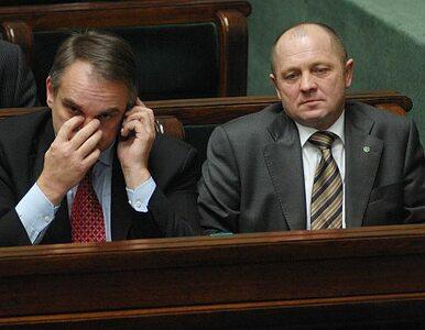 Koalicja obroniła Sawickiego
