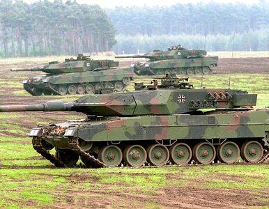 Niemcy zwiększają siły pancerne. Kupią 100 starych czołgów, które...